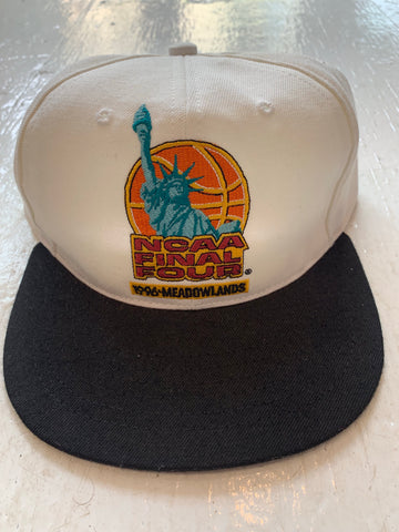 1996 Final Four Meadowlands Hat w/ adjustable strap