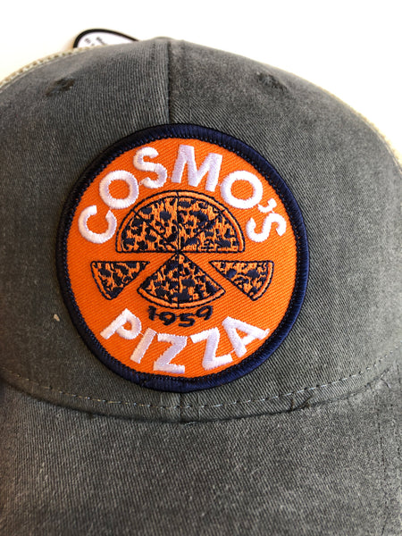 Cosmo's Patch Hat