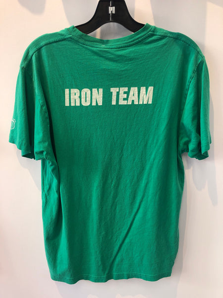 K-Swiss Syracuse Ironman Green T Shirt