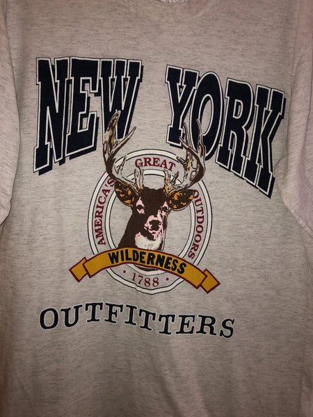 Vintage NY Outfitters T-Shirt, size XL.