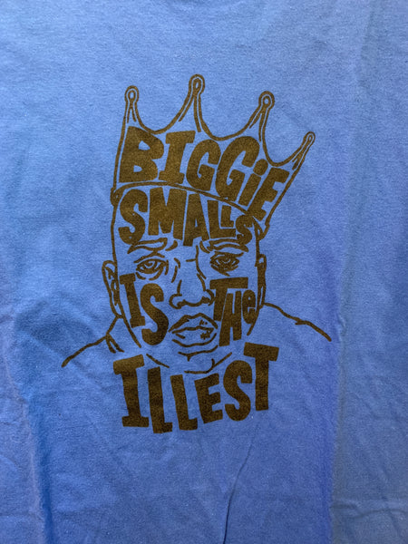Biggie Smalls is the Illest T-Shirt
