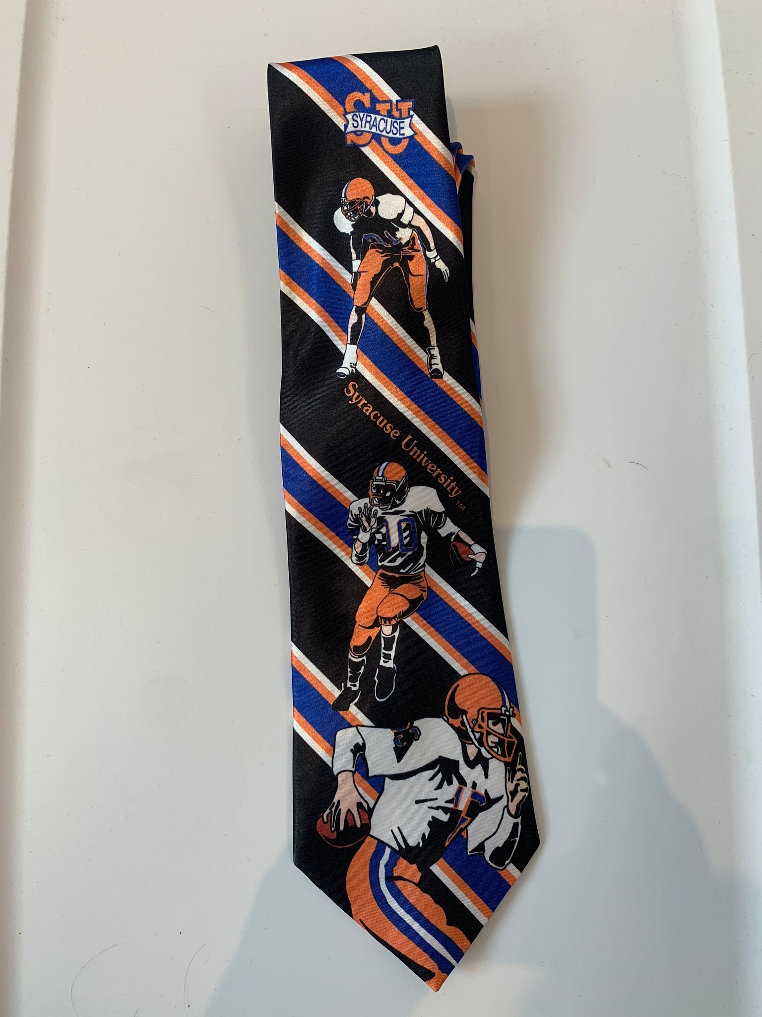 Vintage Syracuse University Football tie