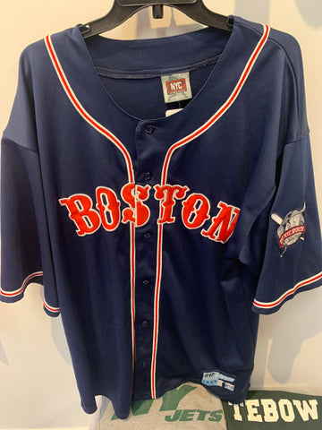 Boston Red Sox #9 Ted Williams Jersey, size 2XL