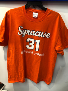 Prayers for Pearl #31 Double Sided T Shirt