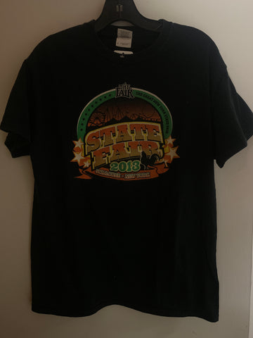 2013 Great New York State Fair T Shirt Medium
