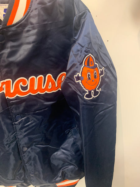 New w/ tags Syracuse University Script Starter Jacket