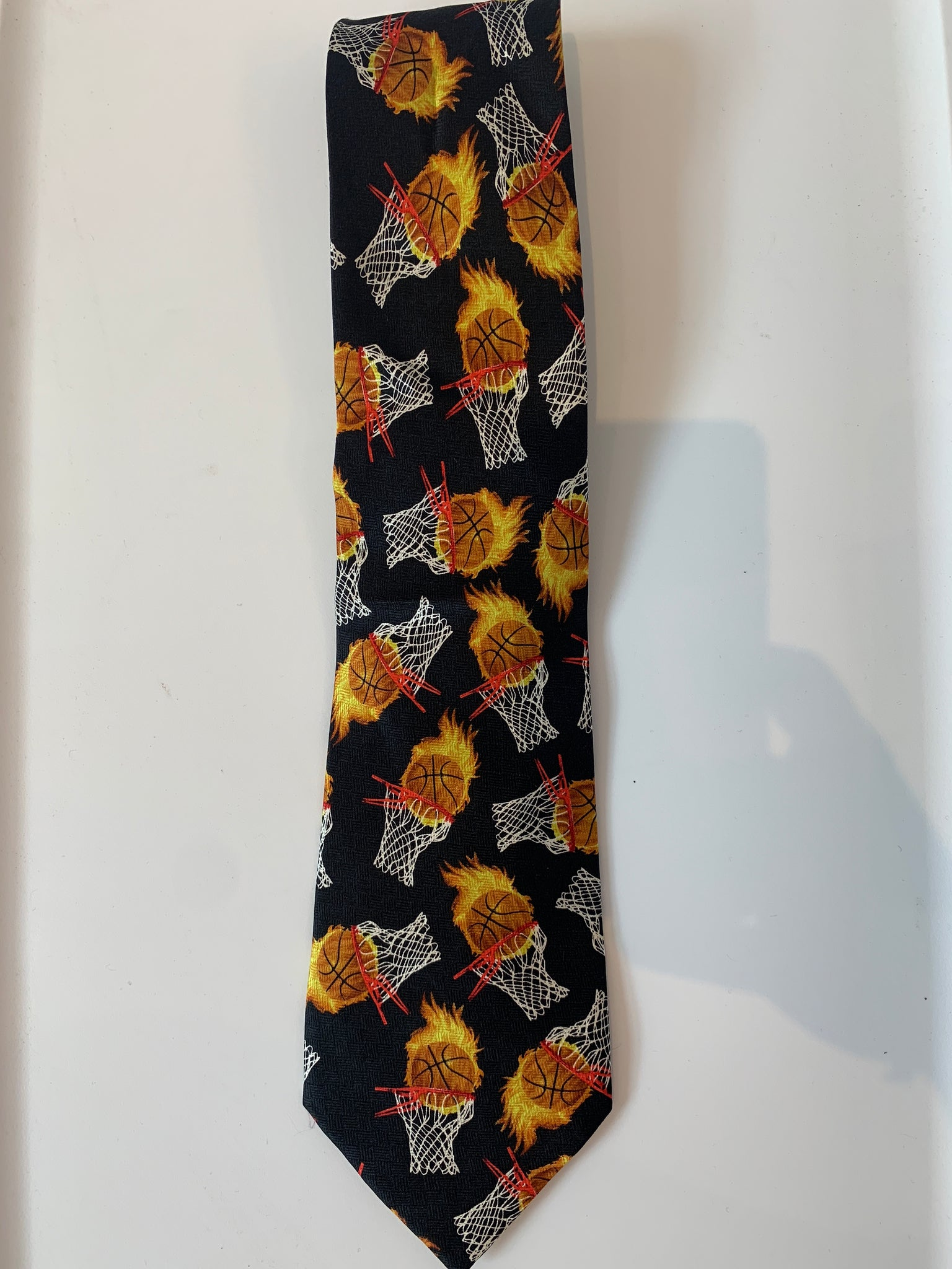 Basketball Tie