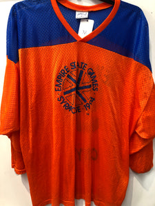 Athletic Serving Pinny/Jersey #9 Empire State Games, Syracuse 1994 Size XL Made in USA
