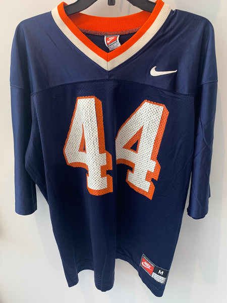 Vintage Nike 90's #44 Navy Football Jersey