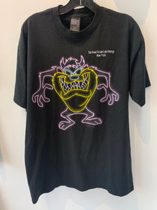The Greast Escape Taz T-Shirt! Size M/L. MADE IN USA.