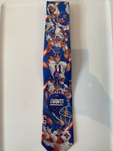 Vintage Ralph Marlin Giants Tie