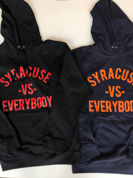 Syracuse vs. Everybody Hoodie