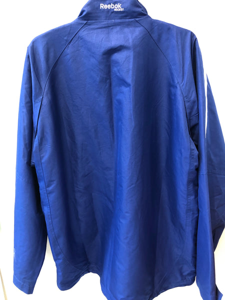Reebok Syracuse Crunch Zip Nylon Jacket Large