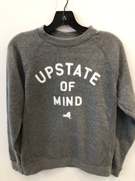 Super Soft Upstate of Mind Crewneck Sweatshirt