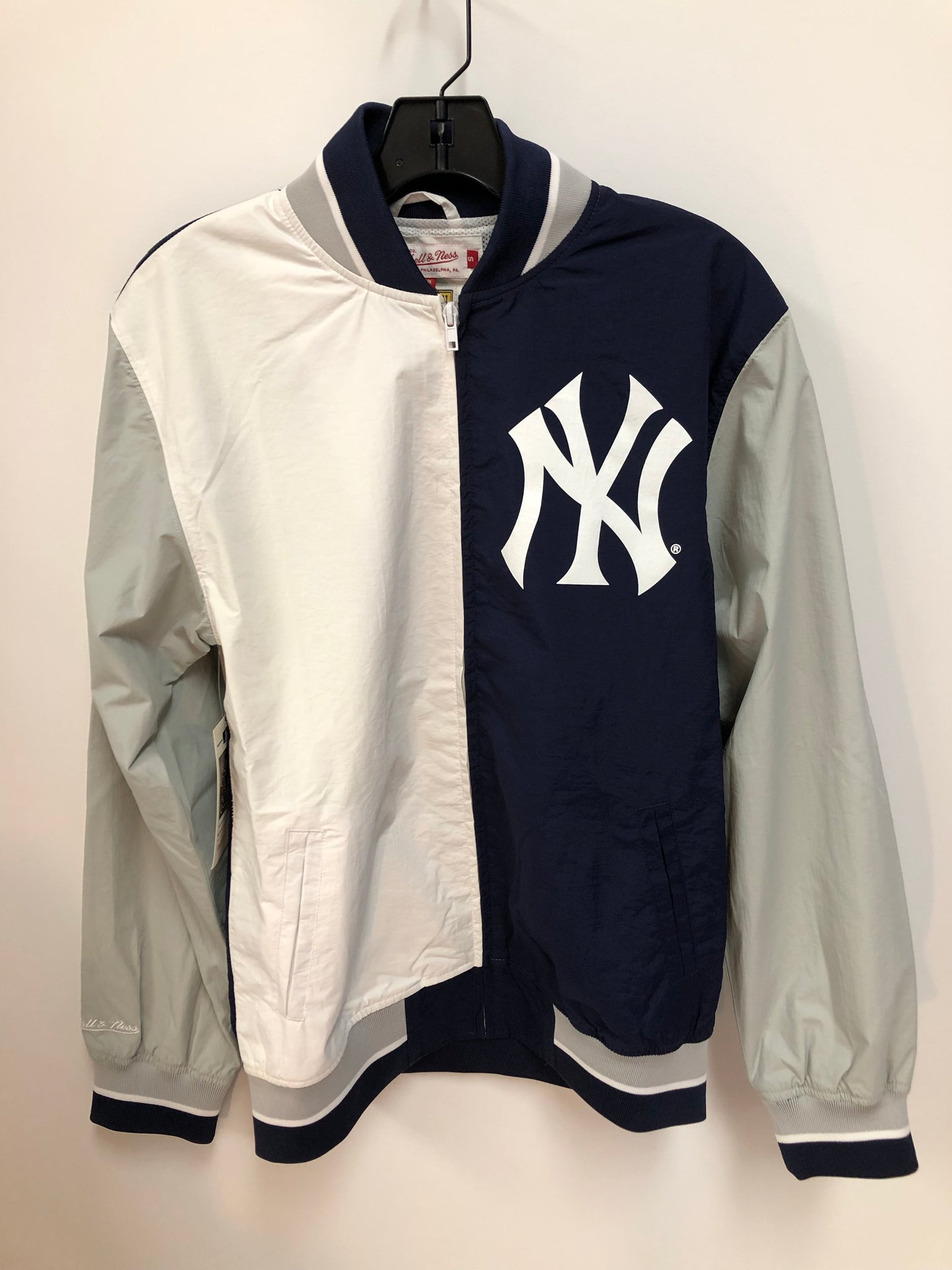 Mitchell & Ness Warm Up Jacket New York Yankees