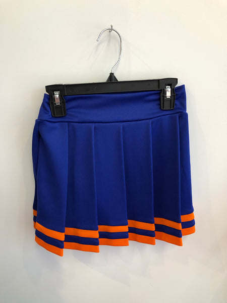Royal and Orange Tailgate Skirts