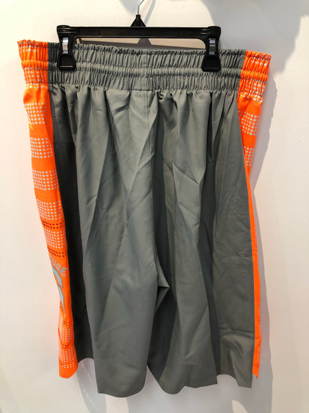 Very rare brand New w/ Tags Syracuse University Nike Platinum Basketball Shorts Large