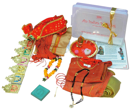 Indian Wedding Set for Children