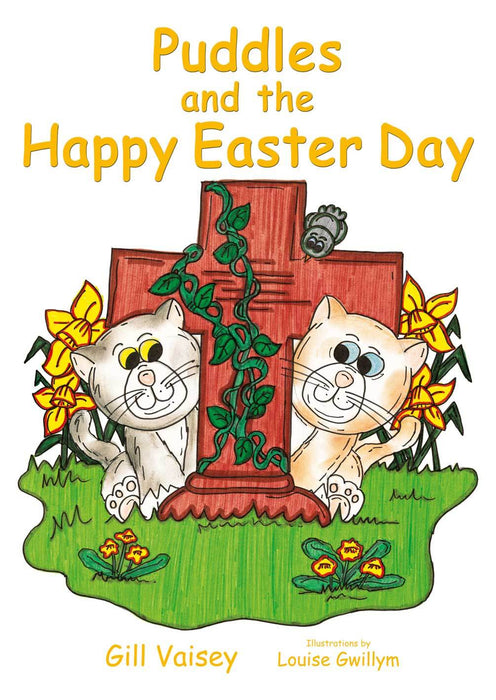 Puddles and the Happy Easter Day Big Book