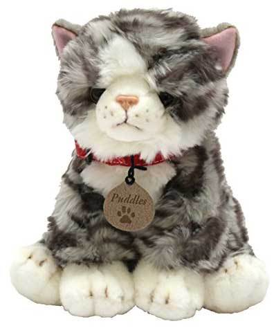 Puddles the Cat Soft Toy