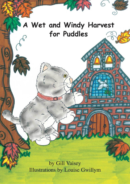 A Wet and Windy Harvest for Puddles Big Book
