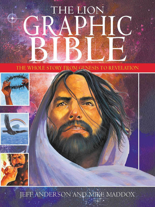 Graphic Bible (Lion) P/B
