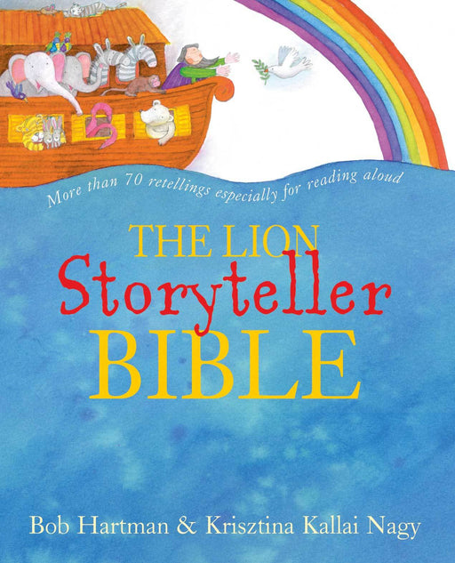 Lion Storyteller Bible
