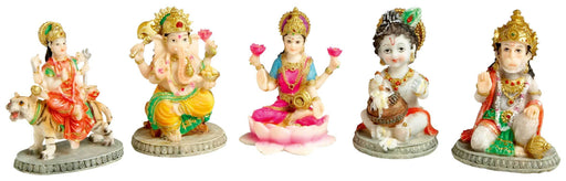 Hindu Deity Mini Set