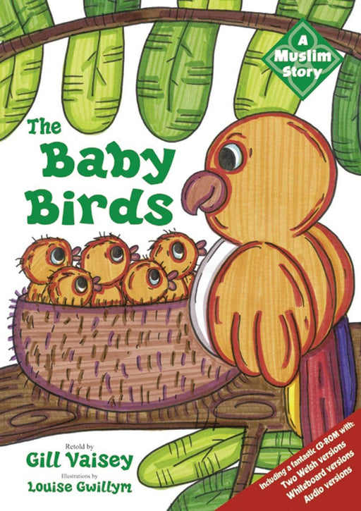 The Baby Birds Book And CD ROM