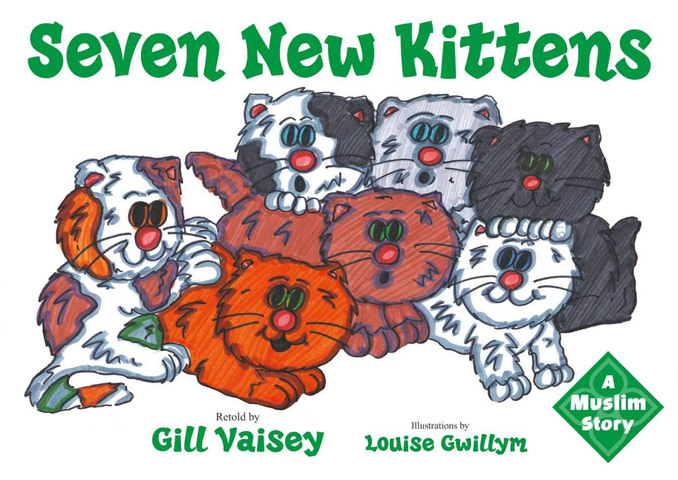 Seven New Kittens Big Book & Resource Pack