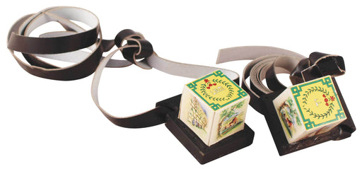 Tefillin Boxes and Straps