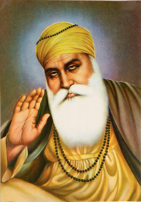 Sikhism Posters Set of Four