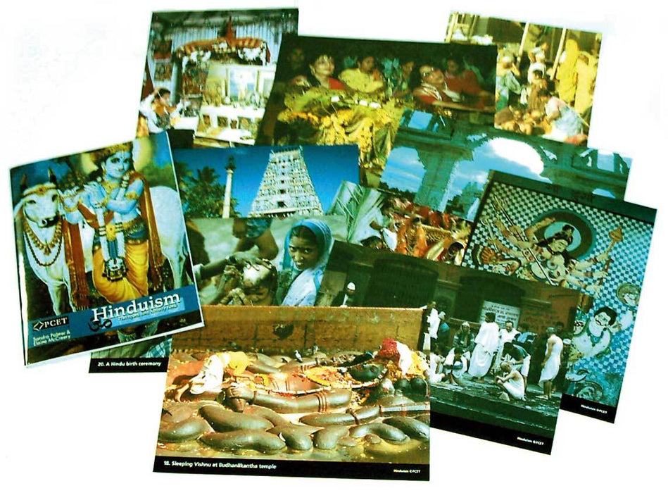 Hinduism Photopack & Book