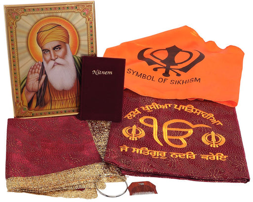 Sikh Child's Artefacts Pack