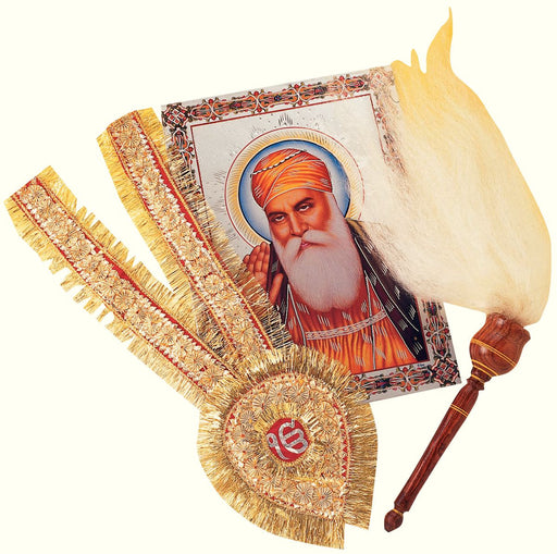 Sikh Pack of Artefacts