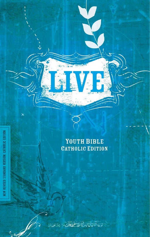 Live Youth Bible Catholic Edition