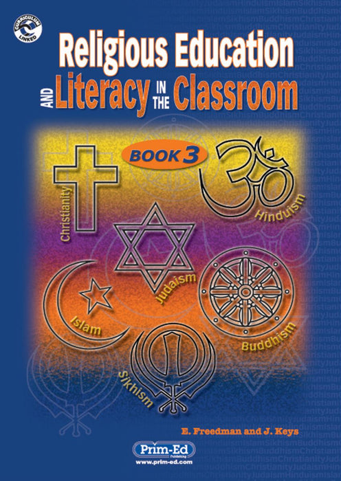 RE and Literacy in the Classroom Book 3