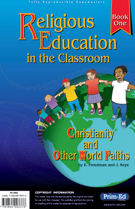 Religious Education in the Classroom Book 1