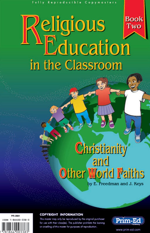 Religious Education in the Classroom Book 2