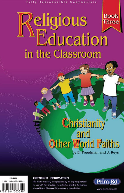 Religious Education In the Classroom Book 3