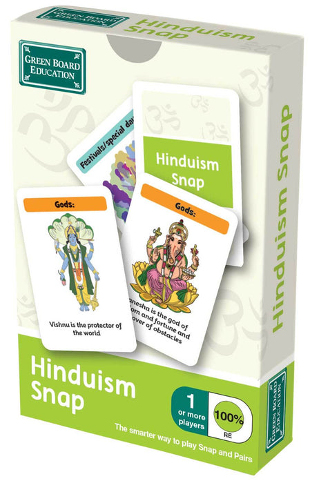 Hinduism Snap Cards