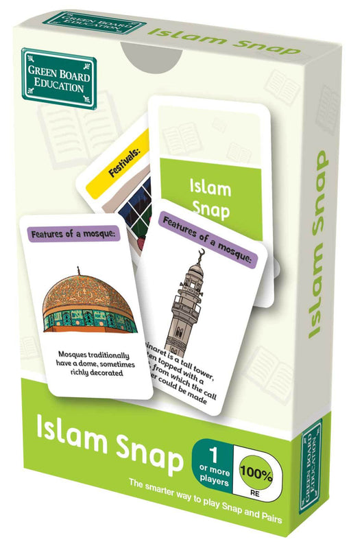 Islam Snap Cards