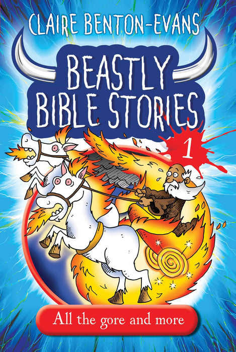 Beastly Bible Stories Book 1