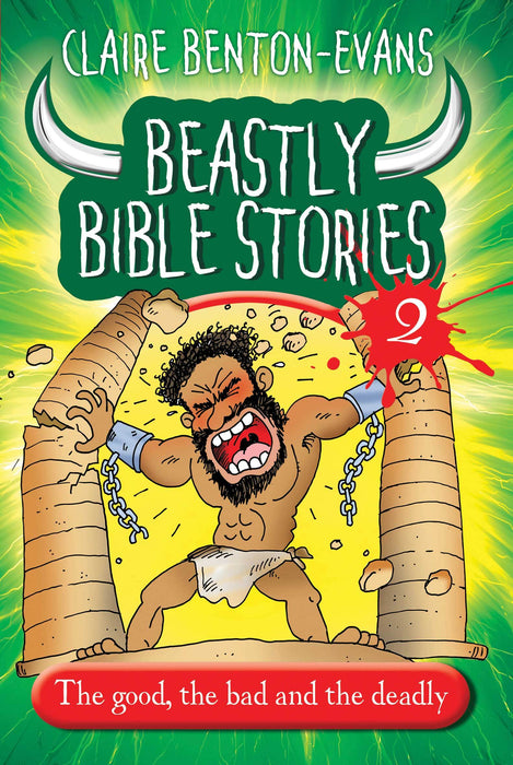 Beastly Bible Stories Book 2