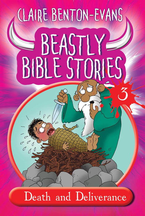 Beastly Bible Stories Book 3