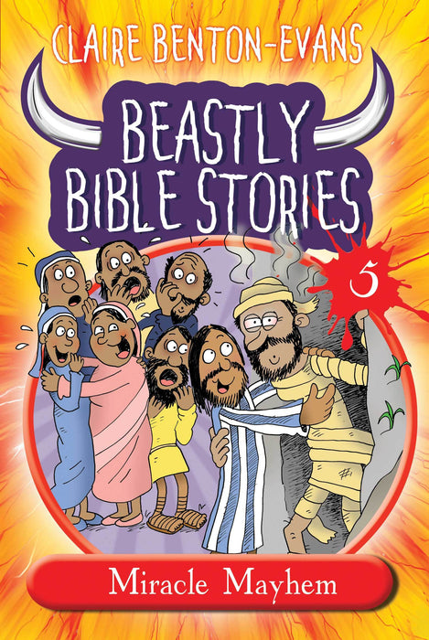 Beastly Bible Stories Book 5