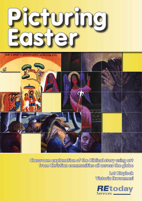 Picturing Easter Classroom Resource and CD ROM