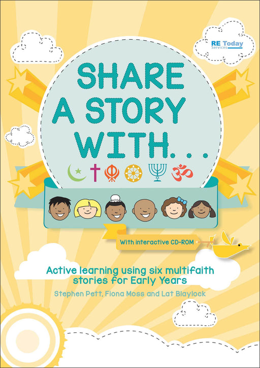 Share a story with Interactive CD-ROM