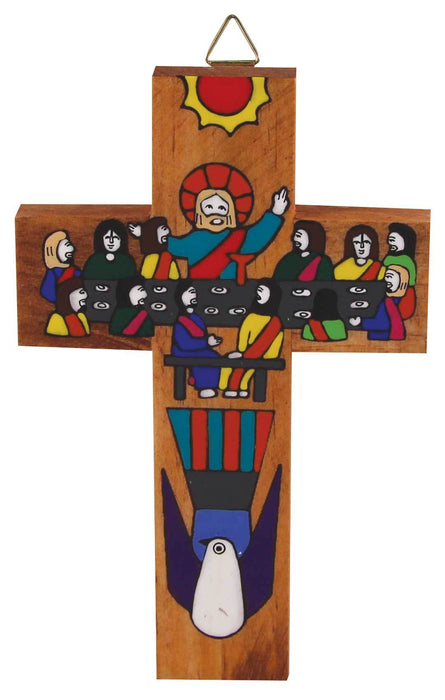 The Last Supper Cross