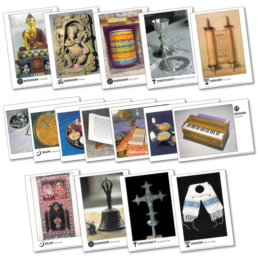 Religious Artefacts Photopack